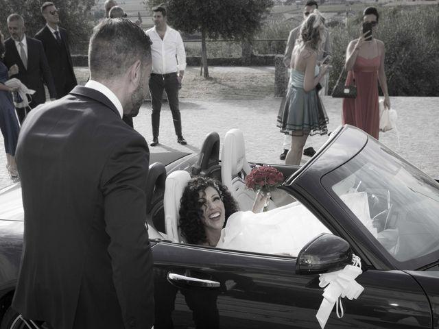Il matrimonio di Tatiane e Luca a Zimella, Verona 28
