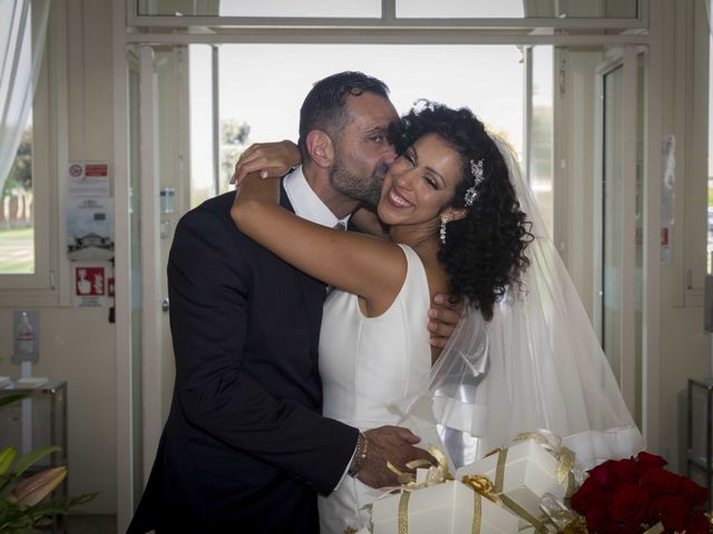 Il matrimonio di Tatiane e Luca a Zimella, Verona 30