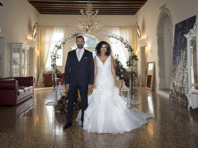 Il matrimonio di Tatiane e Luca a Zimella, Verona 31