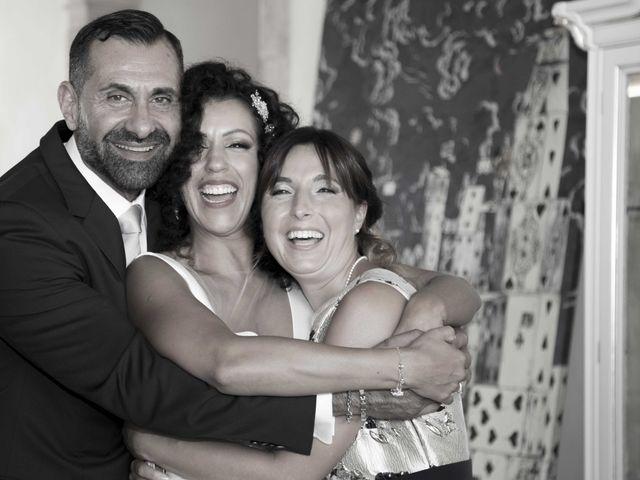 Il matrimonio di Tatiane e Luca a Zimella, Verona 32