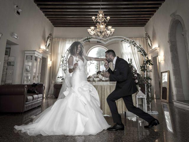 Il matrimonio di Tatiane e Luca a Zimella, Verona 35