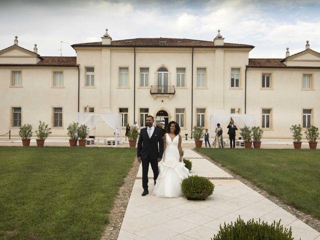 Il matrimonio di Tatiane e Luca a Zimella, Verona 36