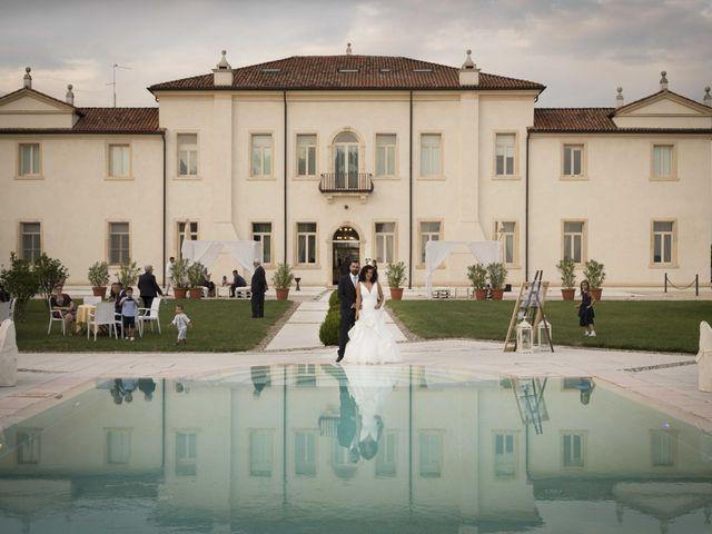 Il matrimonio di Tatiane e Luca a Zimella, Verona 39