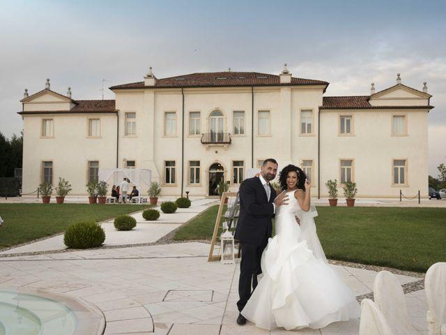 Il matrimonio di Tatiane e Luca a Zimella, Verona 40