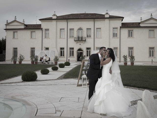 Il matrimonio di Tatiane e Luca a Zimella, Verona 41