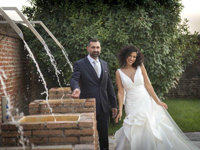 Il matrimonio di Tatiane e Luca a Zimella, Verona 43