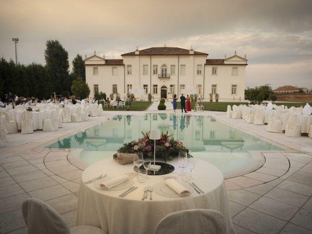 Il matrimonio di Tatiane e Luca a Zimella, Verona 45