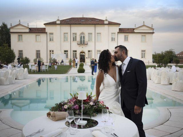 Il matrimonio di Tatiane e Luca a Zimella, Verona 46