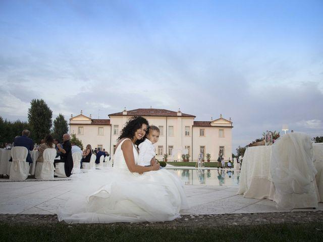 Il matrimonio di Tatiane e Luca a Zimella, Verona 47