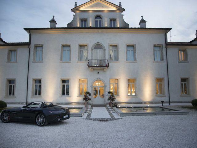 Il matrimonio di Tatiane e Luca a Zimella, Verona 48