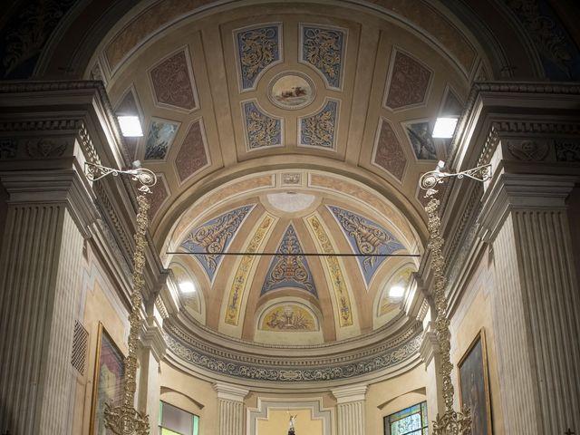 Il matrimonio di Stefano e Caterina a Truccazzano, Milano 14