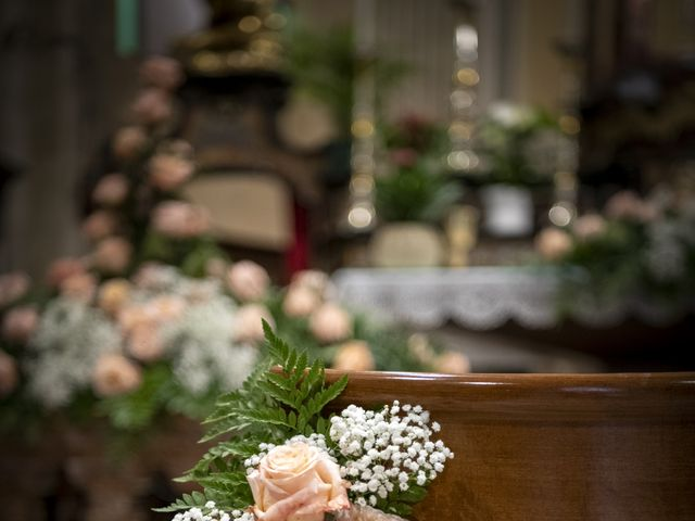 Il matrimonio di Stefano e Caterina a Truccazzano, Milano 15