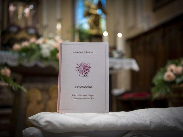 Il matrimonio di Stefano e Caterina a Truccazzano, Milano 16