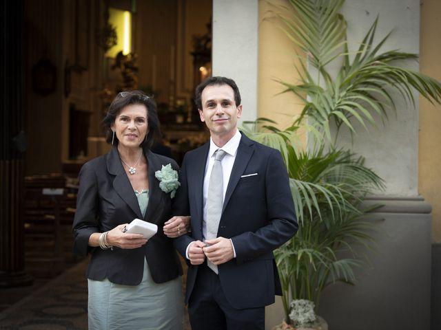 Il matrimonio di Stefano e Caterina a Truccazzano, Milano 18
