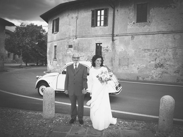 Il matrimonio di Stefano e Caterina a Truccazzano, Milano 24
