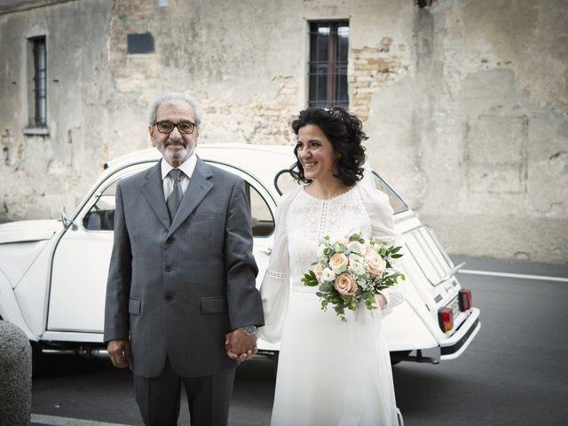 Il matrimonio di Stefano e Caterina a Truccazzano, Milano 25