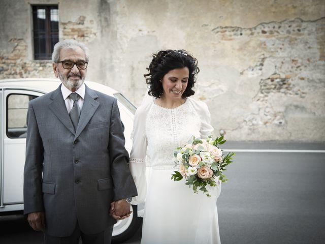 Il matrimonio di Stefano e Caterina a Truccazzano, Milano 26