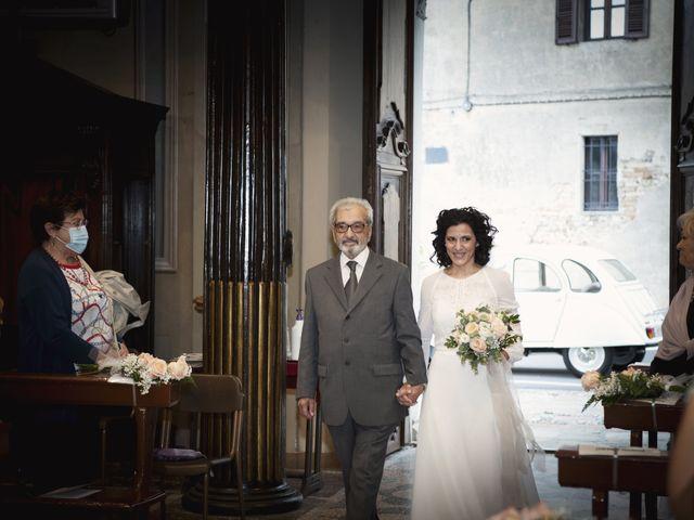Il matrimonio di Stefano e Caterina a Truccazzano, Milano 27