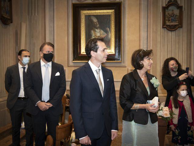 Il matrimonio di Stefano e Caterina a Truccazzano, Milano 28
