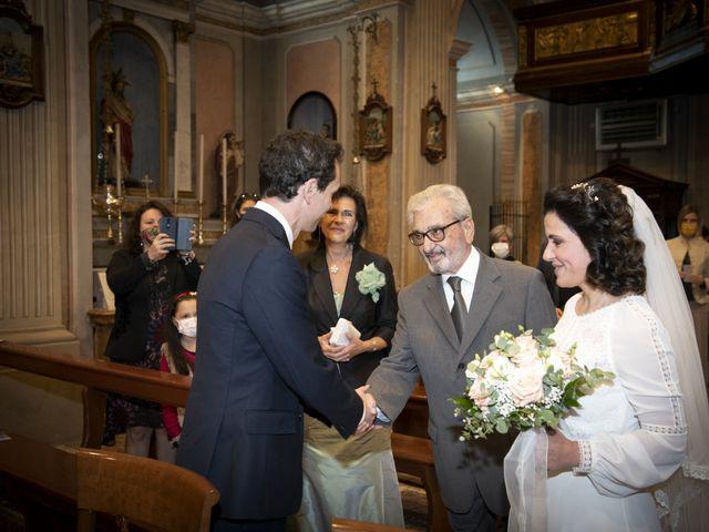 Il matrimonio di Stefano e Caterina a Truccazzano, Milano 30