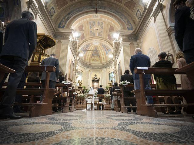 Il matrimonio di Stefano e Caterina a Truccazzano, Milano 33