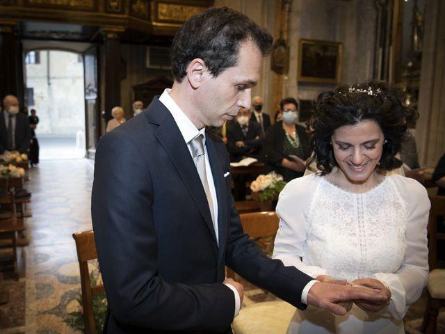 Il matrimonio di Stefano e Caterina a Truccazzano, Milano 36