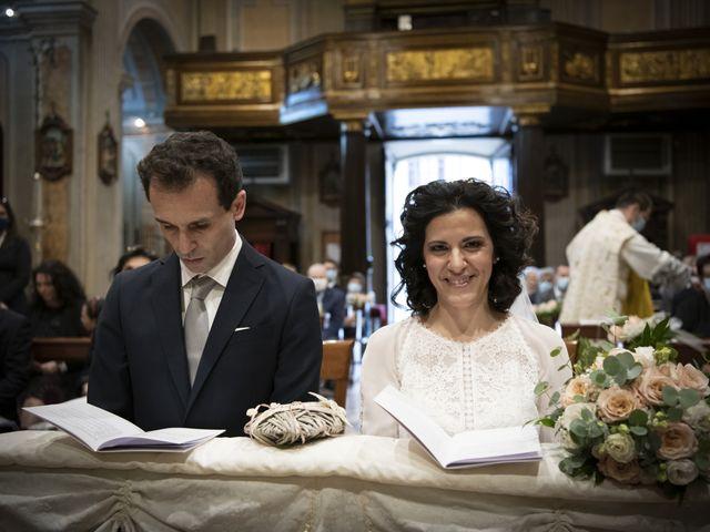 Il matrimonio di Stefano e Caterina a Truccazzano, Milano 38