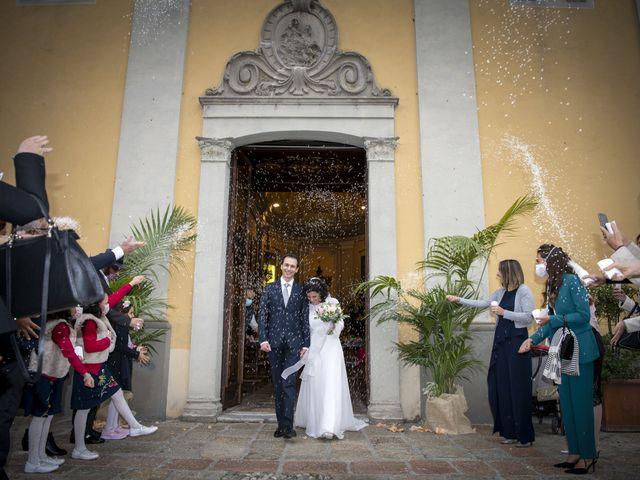 Il matrimonio di Stefano e Caterina a Truccazzano, Milano 40