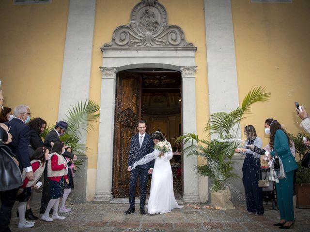 Il matrimonio di Stefano e Caterina a Truccazzano, Milano 41