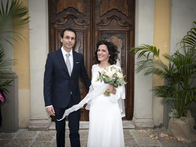 Il matrimonio di Stefano e Caterina a Truccazzano, Milano 44