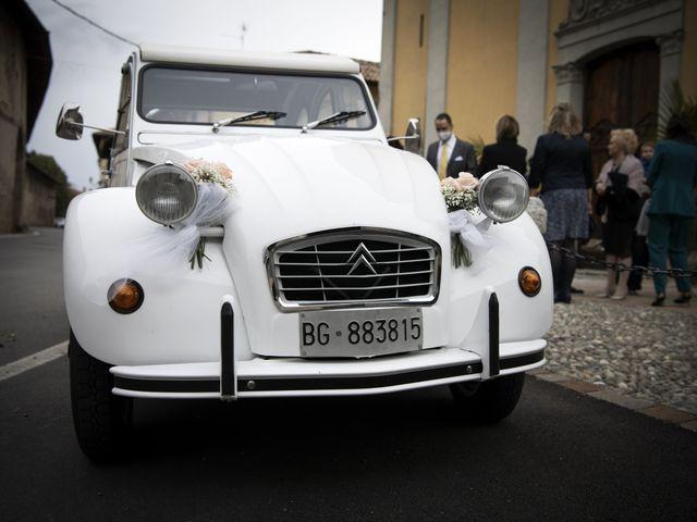 Il matrimonio di Stefano e Caterina a Truccazzano, Milano 46