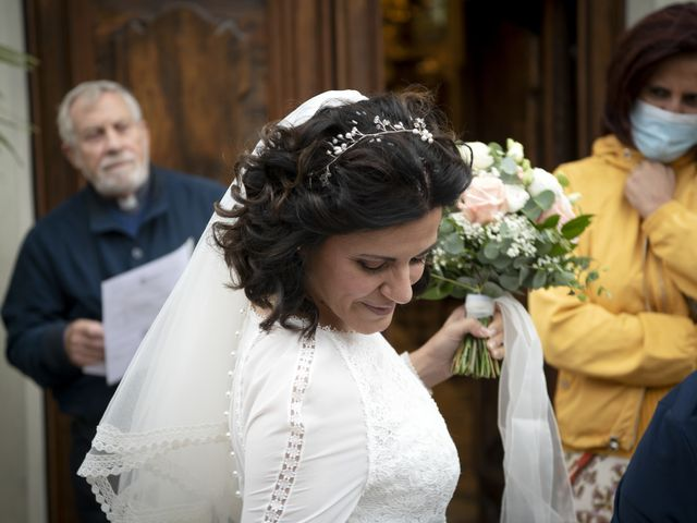 Il matrimonio di Stefano e Caterina a Truccazzano, Milano 47