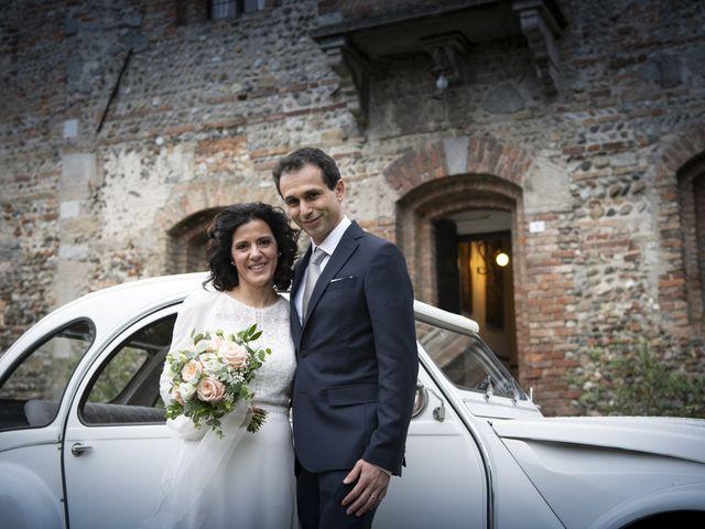 Il matrimonio di Stefano e Caterina a Truccazzano, Milano 50