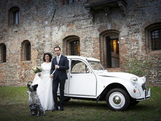 Il matrimonio di Stefano e Caterina a Truccazzano, Milano 51