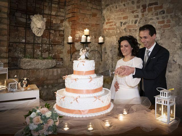 Il matrimonio di Stefano e Caterina a Truccazzano, Milano 68
