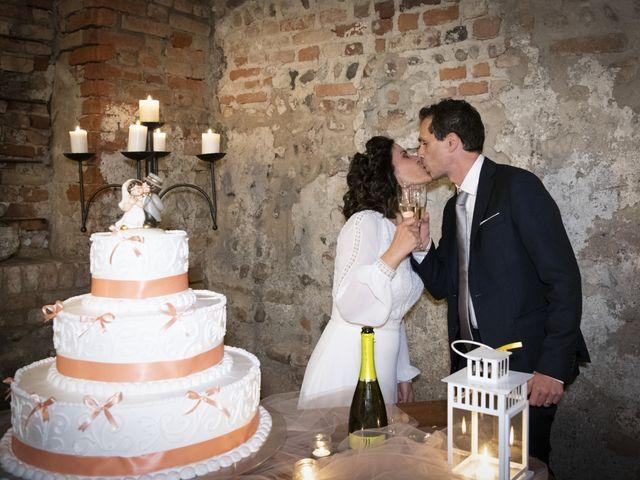 Il matrimonio di Stefano e Caterina a Truccazzano, Milano 70