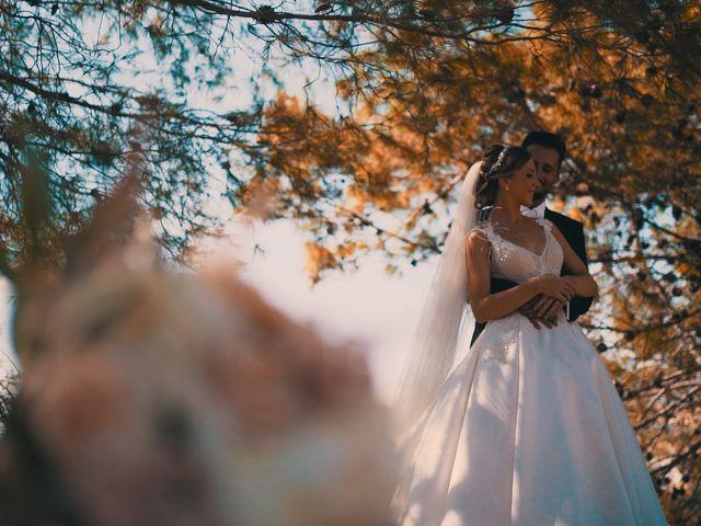 Le nozze di Mariangela e Gianfranco