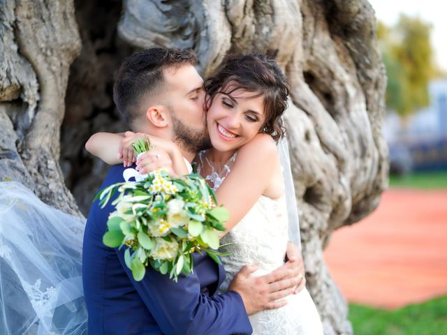 Il matrimonio di Paolo e Ilaria a Monopoli, Bari 38