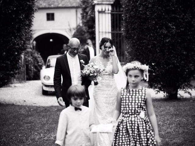 Il matrimonio di Danilo e Giulia a Montichiari, Brescia 1