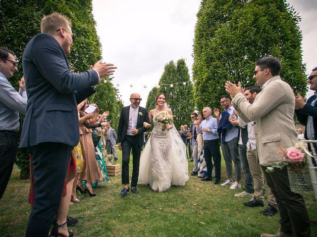 Il matrimonio di Danilo e Giulia a Montichiari, Brescia 3