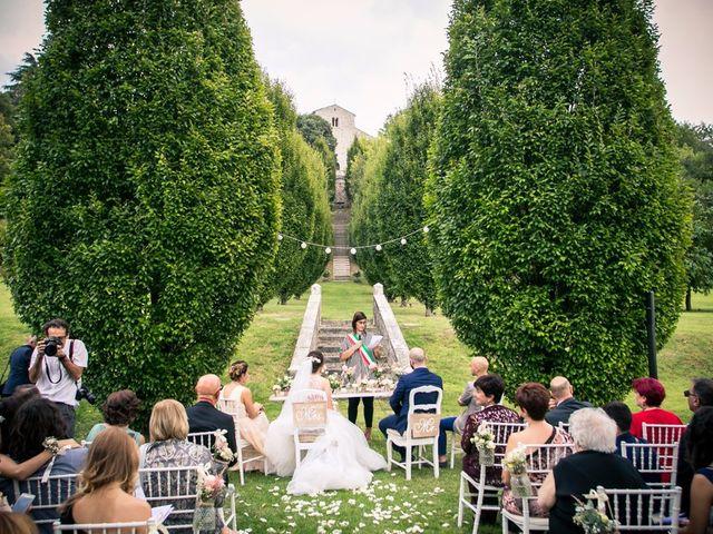 Il matrimonio di Danilo e Giulia a Montichiari, Brescia 4