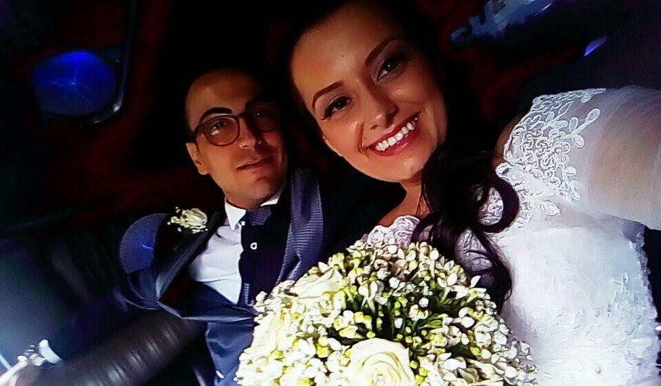 Il matrimonio di Aldo e Maria a Mondragone, Caserta