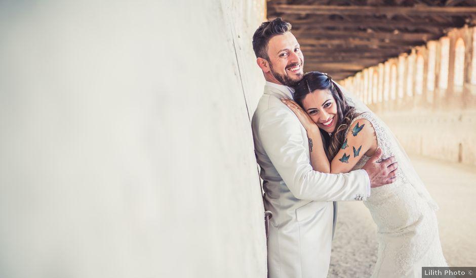 Il matrimonio di Giuseppe e Martina a Vigevano, Pavia