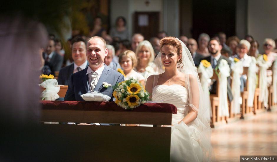 Il matrimonio di Nicola e Silvia a Alfonsine, Ravenna