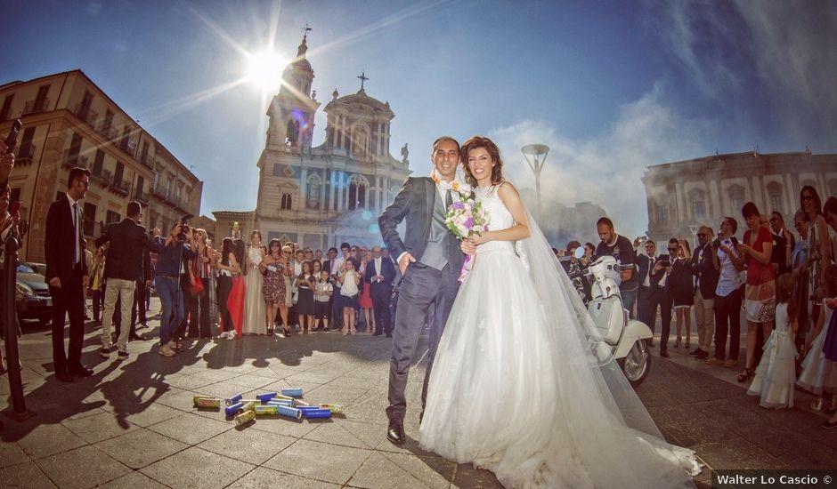 Il matrimonio di Alfonso e Ilaria a Caltanissetta, Caltanissetta