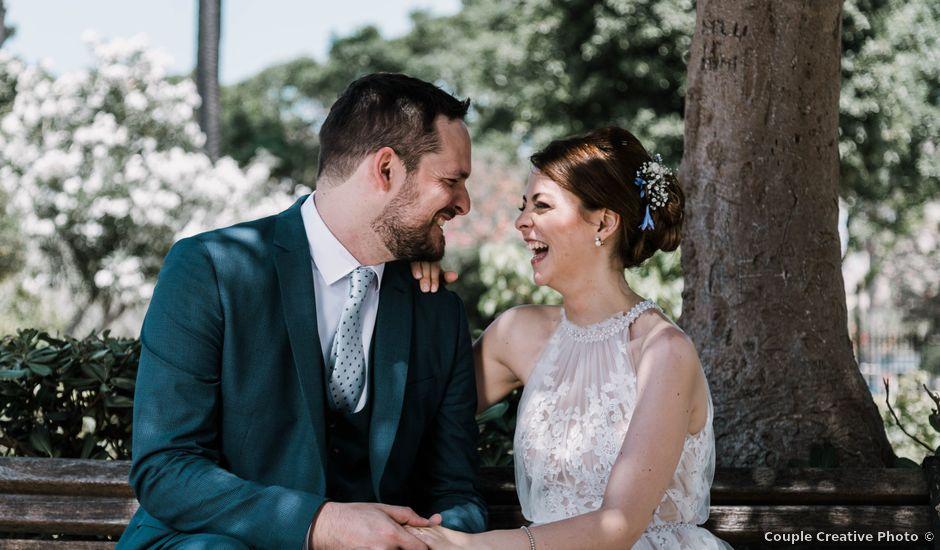 Il matrimonio di Vittoria e Sylvain a Trapani, Trapani