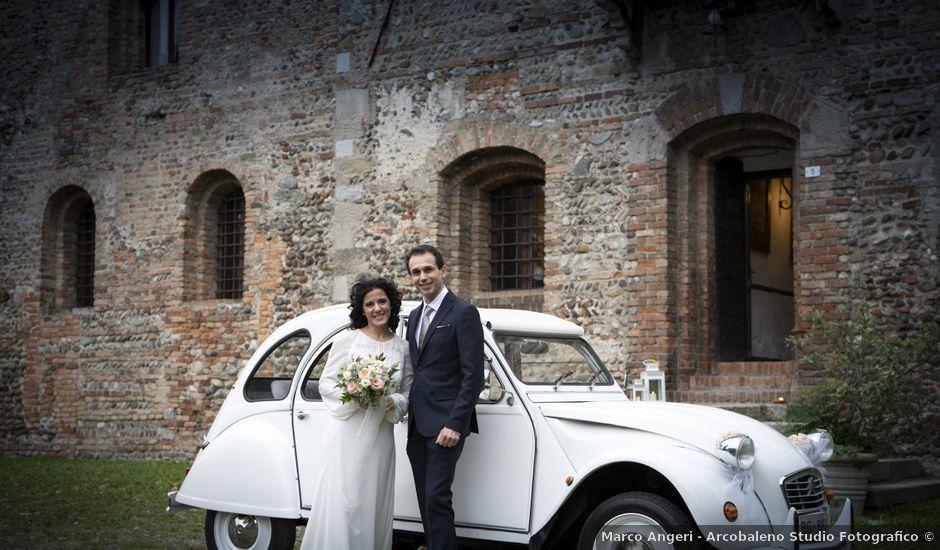 Il matrimonio di Stefano e Caterina a Truccazzano, Milano