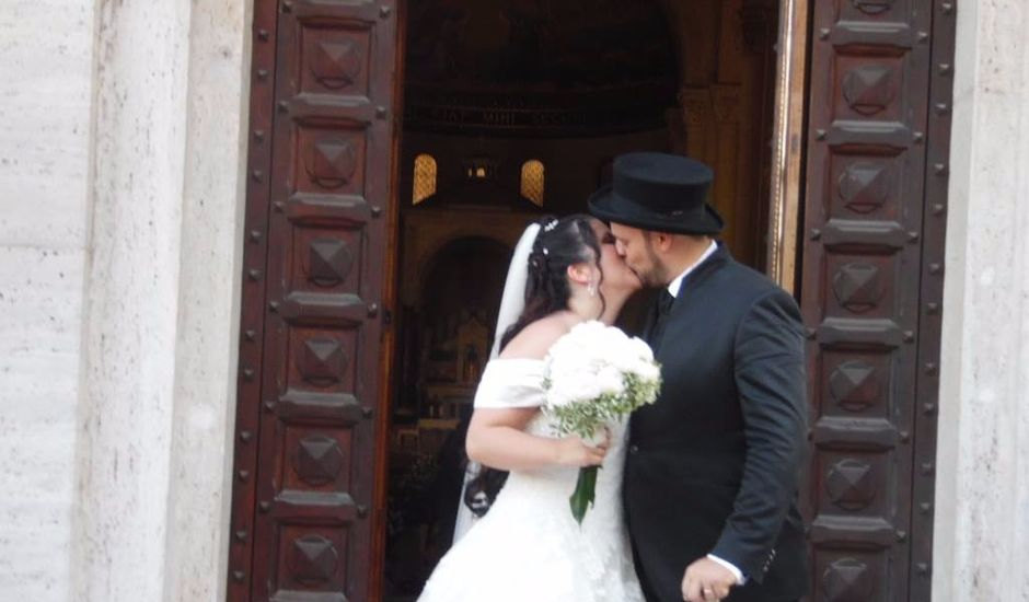 Il matrimonio di Lidia e Giorgio a Grottaferrata, Roma