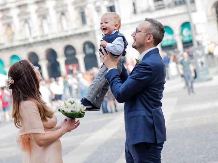 Le nozze di Biagia e Alex
