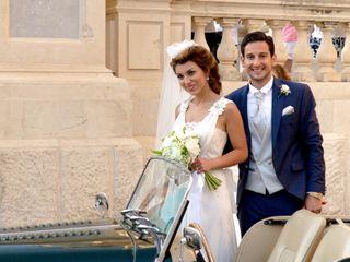 Le nozze di Antonio e Francesca 1